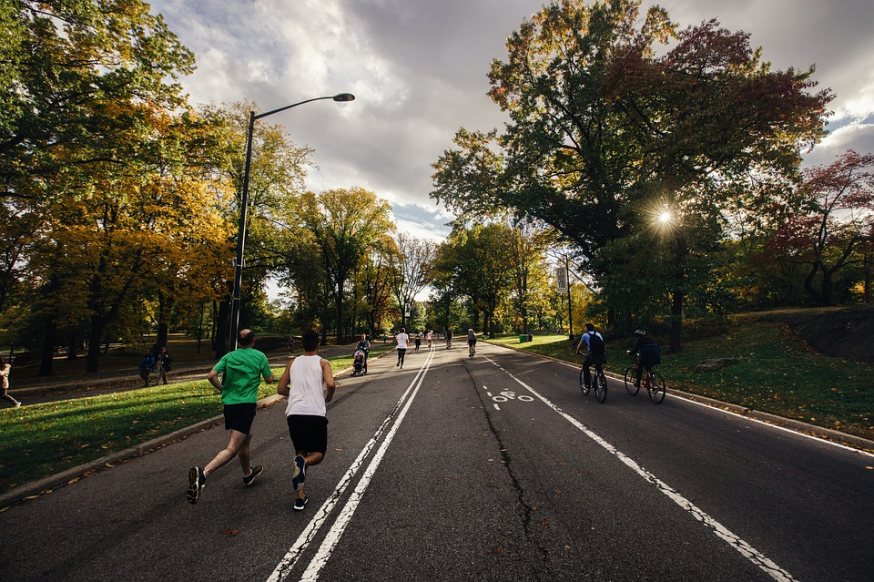6 důvodů k běhu
