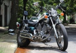 Vybavení na motorku
