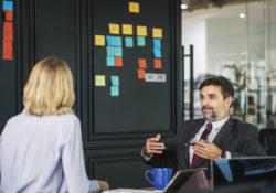 Důvěra ve firmě