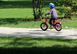 Výběr dětského kola