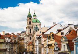 Jeden den s malými dětmi v Praze