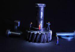 Jak se vyvíjelo strojírenství u nás i ve světě