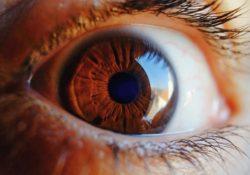 Diagnostikujeme člověka podle barvy očí