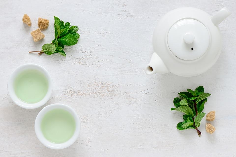 Proč pít zelený čaj?