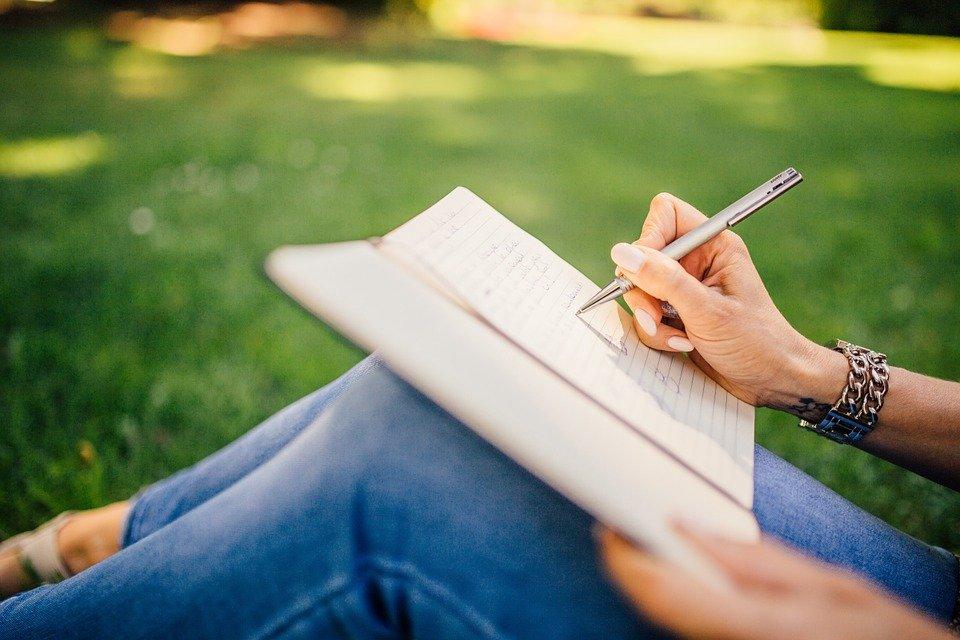 Proč si psát vlastní deníček?
