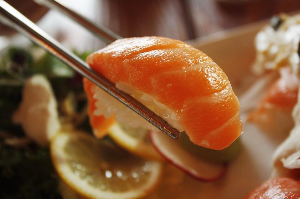 Kde se vzalo, tu se vzalo sushi